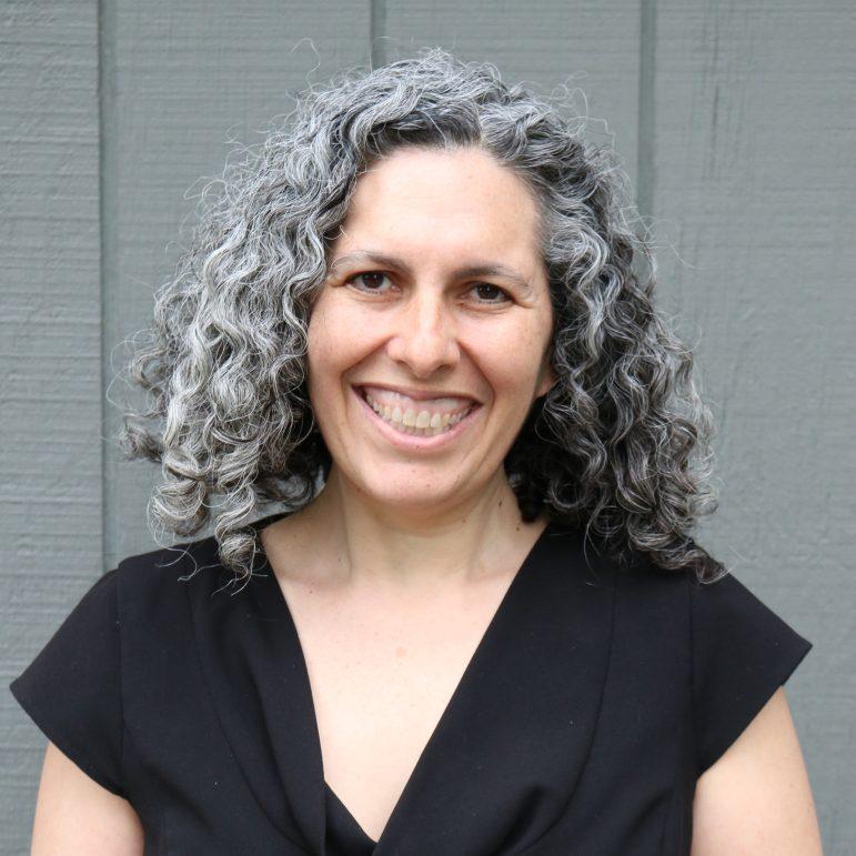 Head shot of rabbi elizabeth richman