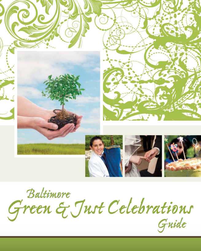Baltimore green and just celebrations guide
