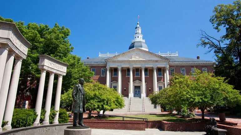 Maryland State General Assembly building