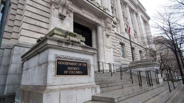 wilson building in DC