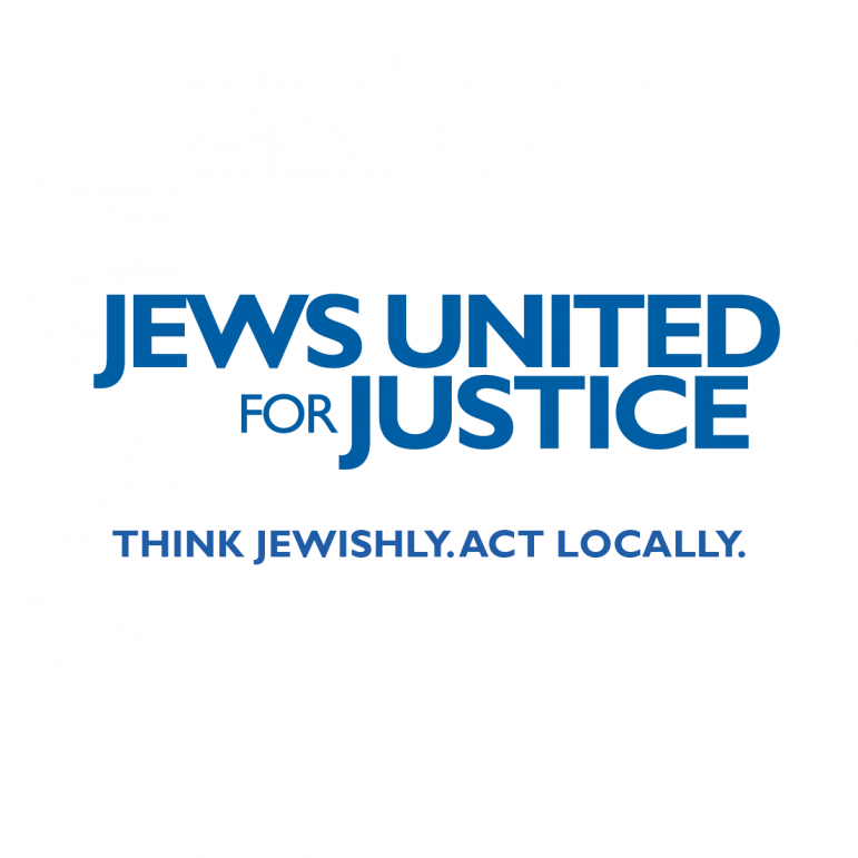 Jews United for Justice: Think Jewishly. Act Locally.