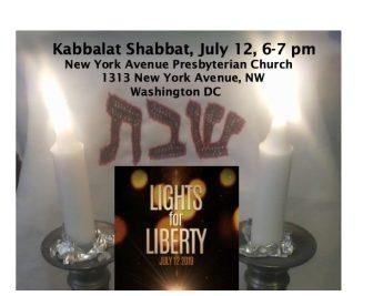 graphic for kabbalat shabbat