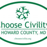 graphic reading choose civility howard county MD