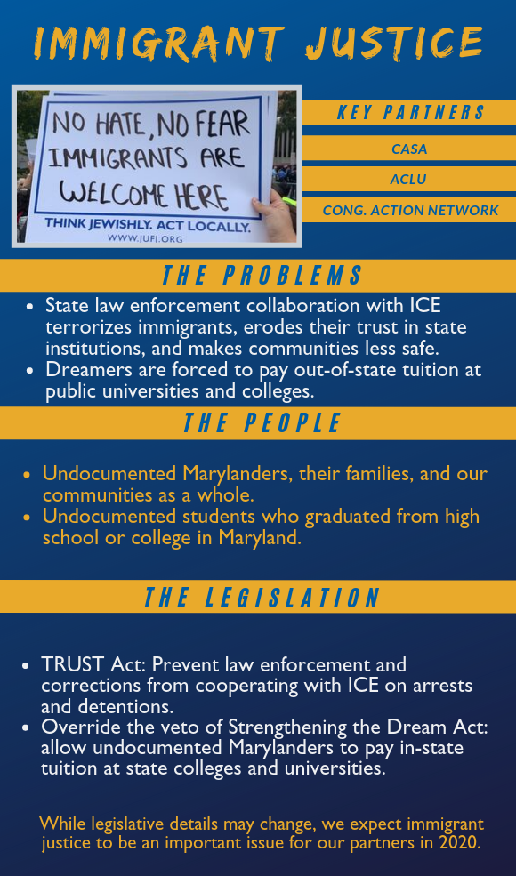 Immigrant Justice: Click to download a readable PDF