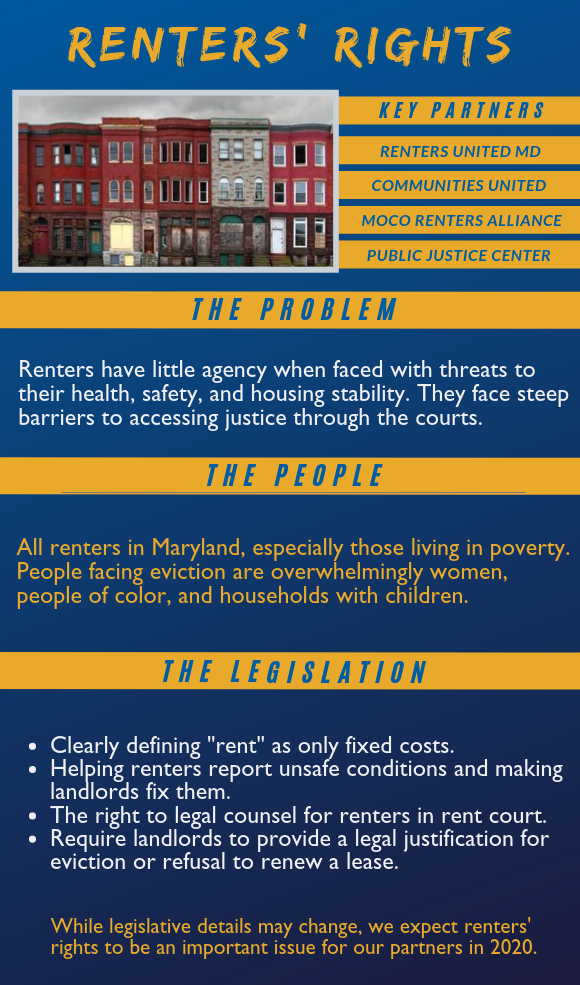 Renters Rights: Click to download a readable PDF
