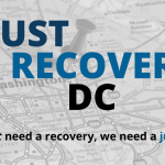 #JustRecoveryDC: We don't just need a recovery, we need a just recovery.