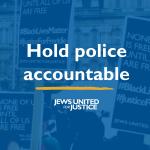 Hold police accountable