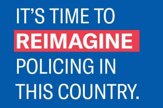 its time to re-imagine policing in this country