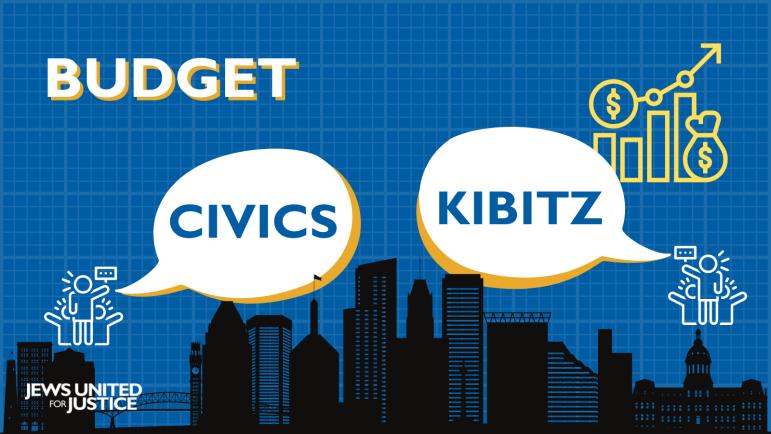 Civics Kibitz budget graphic