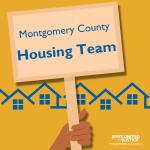 Montgomery County Housing Team graphic