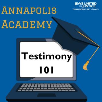 Annapolis Academy Testimony 101 graphic