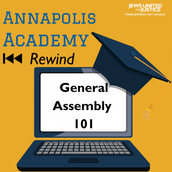 Annapolis Academy Rewind General Assembly 101 graphic