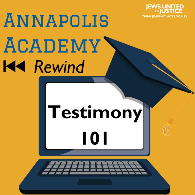 Annapolis Academy Rewind Testimony 101 graphic